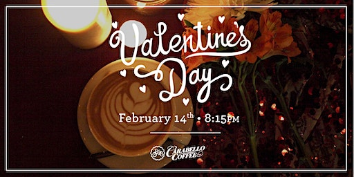 February 14th Special Valentine's Day Seating @ 8:15pm