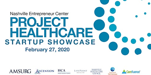 Project Healthcare Startup Showcase