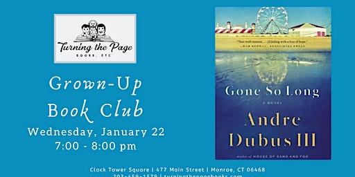Grown-Up Book Club: Jan PM