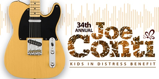 The 34th Annual Joe Conti Kids In Distress Benefit Concert