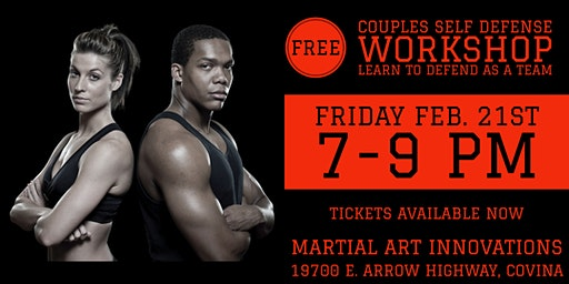 Couples Self Defense Workshop