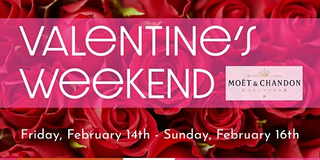 Valentine's Weekend at The Rooftop tickets