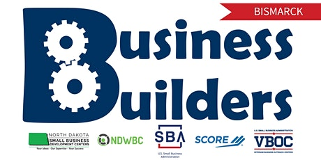 Business Builders   Bismarck - Legal Considerations for Your New Business tickets