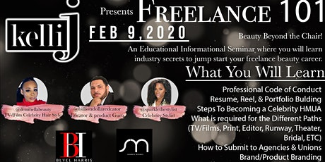 Freelance 101 Beauty Beyond The Chair The Panel tickets
