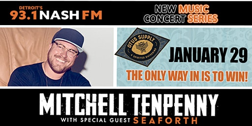 NASH New Music Concert Series ~ Mitchell Tenpenny
