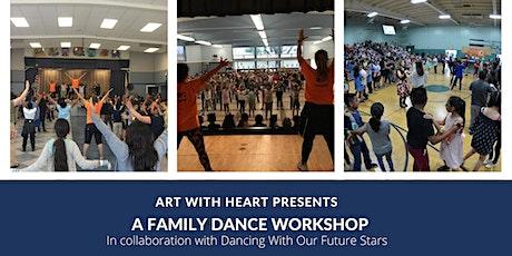 Family Dance Workshop tickets
