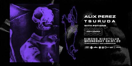 Alliance Presents: Alix Perez & Tsuruda - Gainesville, FL tickets