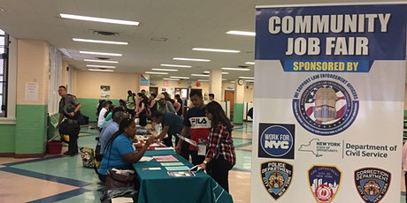 BALA presents 2nd Annual Community Job Fair tickets