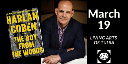 Modern Masters: An Evening with Harlan Coben
