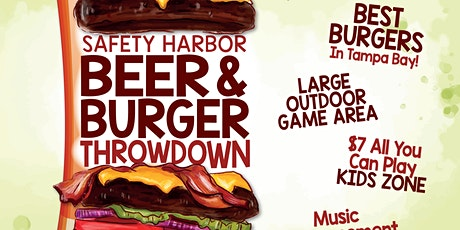 Beer & Burger Throw Down tickets
