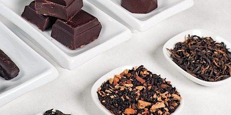 Zen Tea & RTC Valentine Tea & Chocolate Tasting tickets