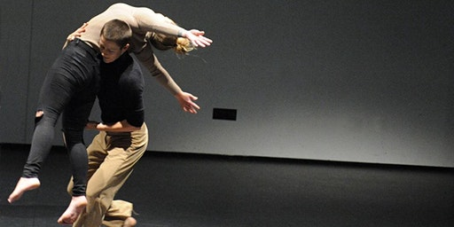 Contact Improvisation with Anya Cloud