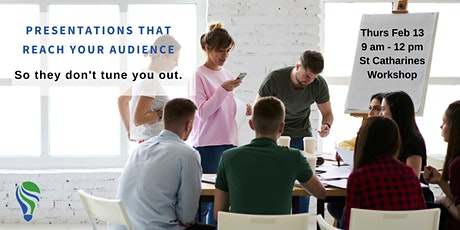 Designing Presentations That Reach Your Audience tickets