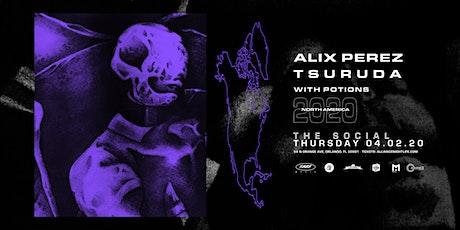 Alliance Presents: Alix Perez & Tsuruda - Orlando, FL tickets