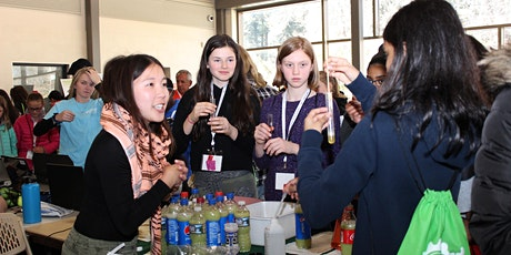 GETT 2020 - Girls Exploring Tomorrow's Technology tickets