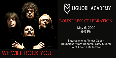 Liguori's 4th Annual Boundless Celebration tickets