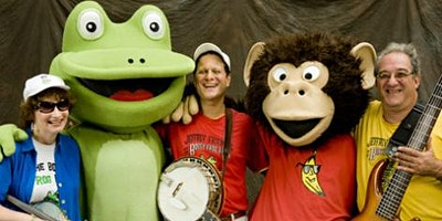 Children's Series- The Bossy Frog Band