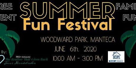 Summer Fun Festival 2020 tickets