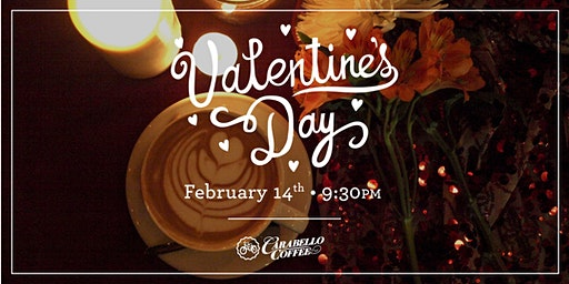 February 14th Special Valentine's Day Seating @ 9:30