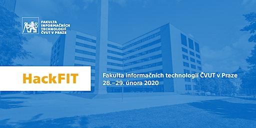 HackFIT 2020 — technologický hackathon na FIT ČVUT v Praze