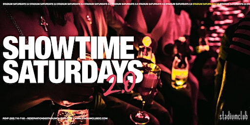 Showtime Saturdays 2.0
