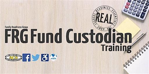 R.E.A.L Fund Custodian Training
