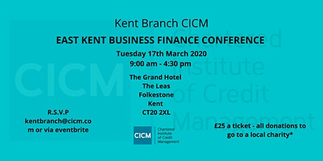 East Kent Business Finance Conference tickets