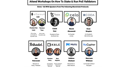 Trust-Less 2020 Summit| Build Staking-As-A-Service (PoS Mining) - MIAMI tickets
