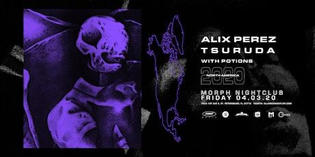 Alliance Presents: Alix Perez & Tsuruda - St. Petersburg, FL tickets