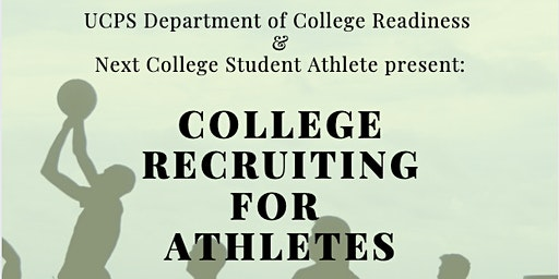 Parent College Readiness Series: College Recruiting for Athletes