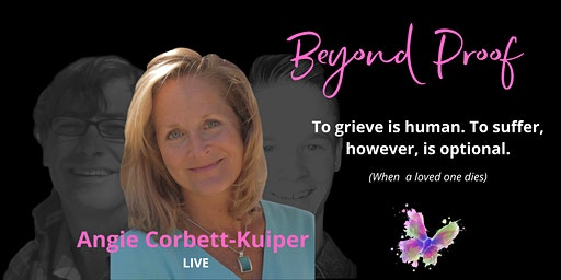 To grieve is human. To suffer, however, is optional. When a loved one dies.