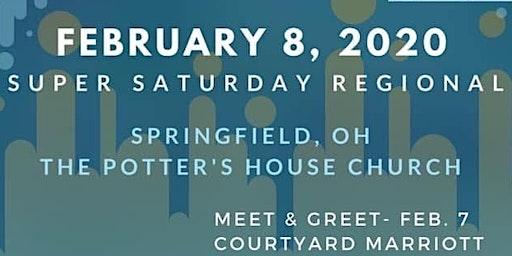 Valentus Aspire Higher Ohio Regional Event