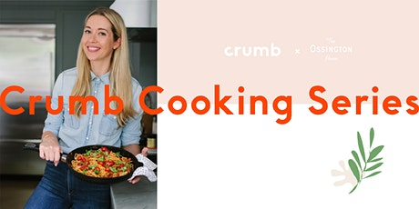 Crumb Cooking Series at The Ossington House tickets