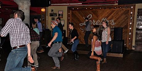 #FatTuesday Louisiana Line Dancin' Party! tickets