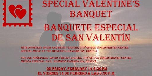 Special Valentine's Day Banquet
