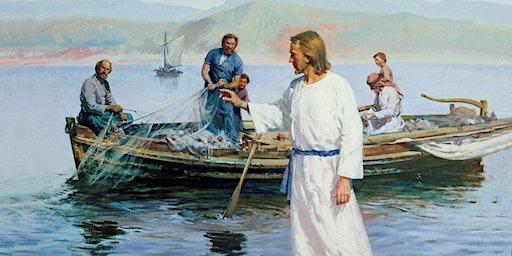 "Joliet Vocation Office Men's Quarterly Gathering - ""Claiming my Baptism"""