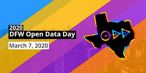 DFW Open Data Day 2020