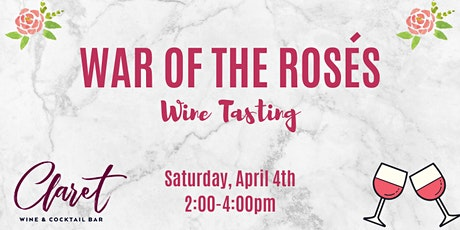 War of the Rosés tickets