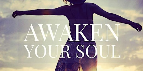Guided Meditation Awaken the Soul- Release the Stress tickets