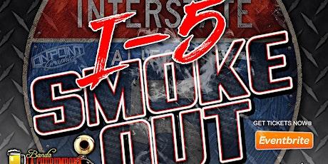 I5 Smokeout tickets