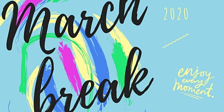 March Break Camp (Ages 6 to 12) tickets