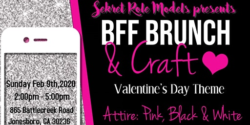 BFF Brunch & Craft