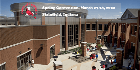 2020 Spring Convention tickets