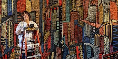 Charles Krug NEW Featured Artist Exhibit/Reception tickets