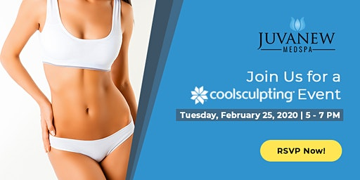 Juvanew Medspa: CoolSculpting Event