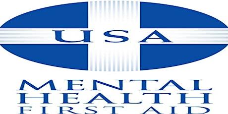 Mental Health First Aid: Feb 25 2020 tickets