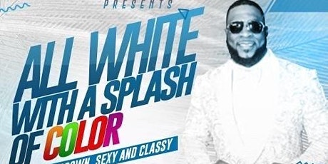 All White With A Splash of Color tickets