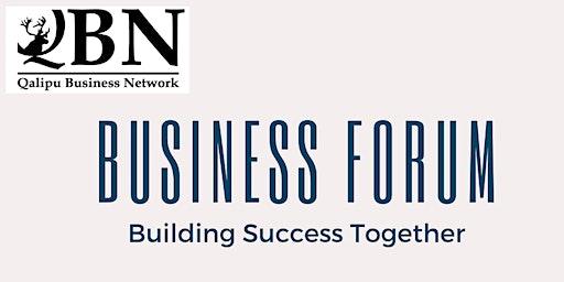 Qalipu Business Forum 2020