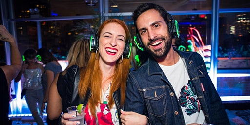 Silent Disco in the Sky at Reunion Tower
