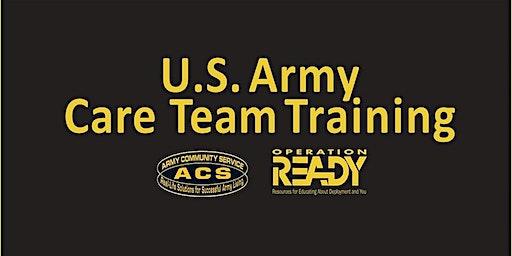 OPREADY Care Team Training